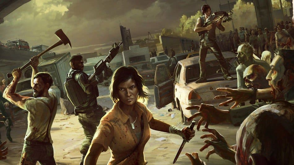 Картинки а тему зомби апокалипсиса